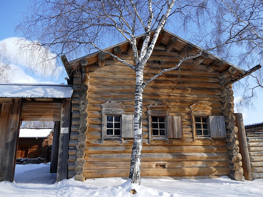 Taltsy mus e de l architecture en bois en plein air for Architecture en bois