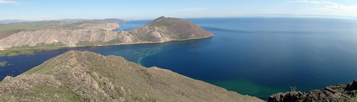 Baikal, patrimoine de l'humanité
